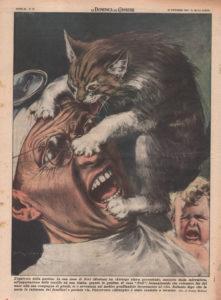 L'equivoco della gattina